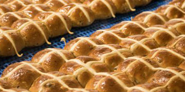 Image of Hot Cross Buns